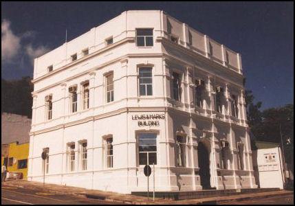 Lewis & Marks Building in Barberton, Mpumalanga