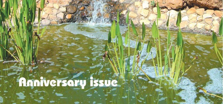 Cover 07 september october 2005 for Sa landscaping